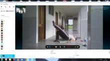 Personal Training mit Apler Online via Skype