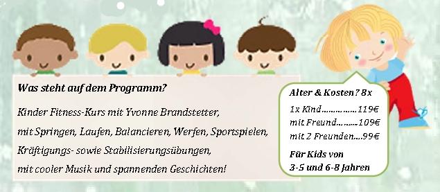 Affenfit Kinderkurs Salzburg